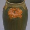 Craftsman Poppy Vase