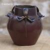 Wild Violet Vase
