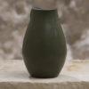 Falling Ginkgo Cabinet Vase