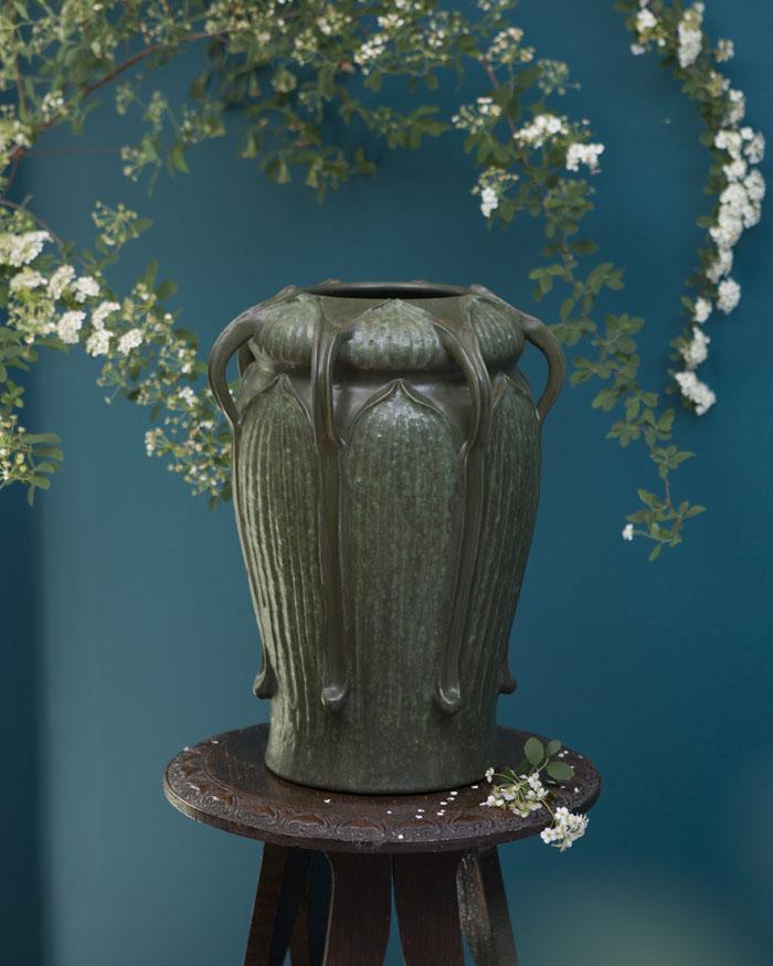 #962, 7-Handle Vase, OG_E