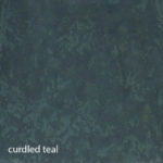Curdled Teal