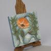 Craftsman Poppy Tile