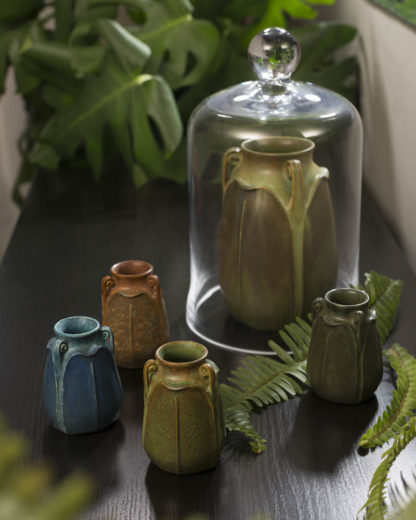 Limited Edition Collection of New Frond Vases from Ephraim Pottery