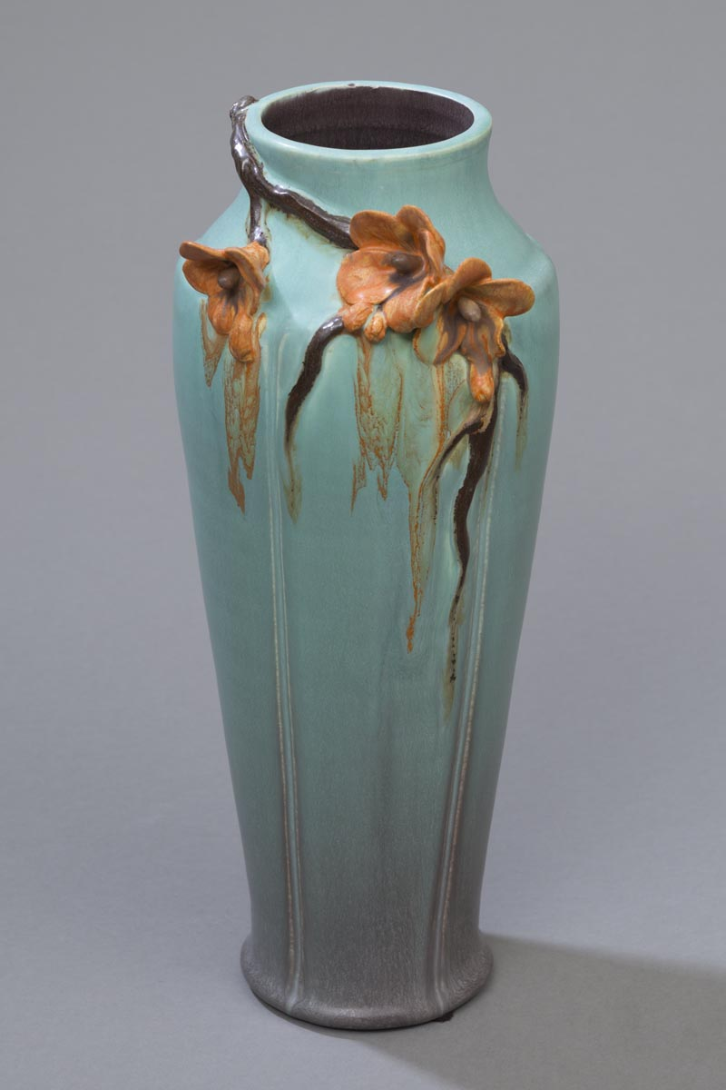 Blooming Branch Vase Ephraim Pottery
