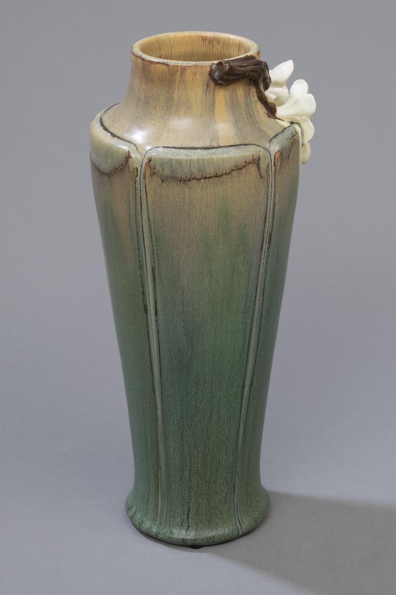 Blooming Branch Vase Ephraim Pottery
