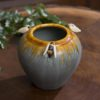 Bees Cabinet Vase