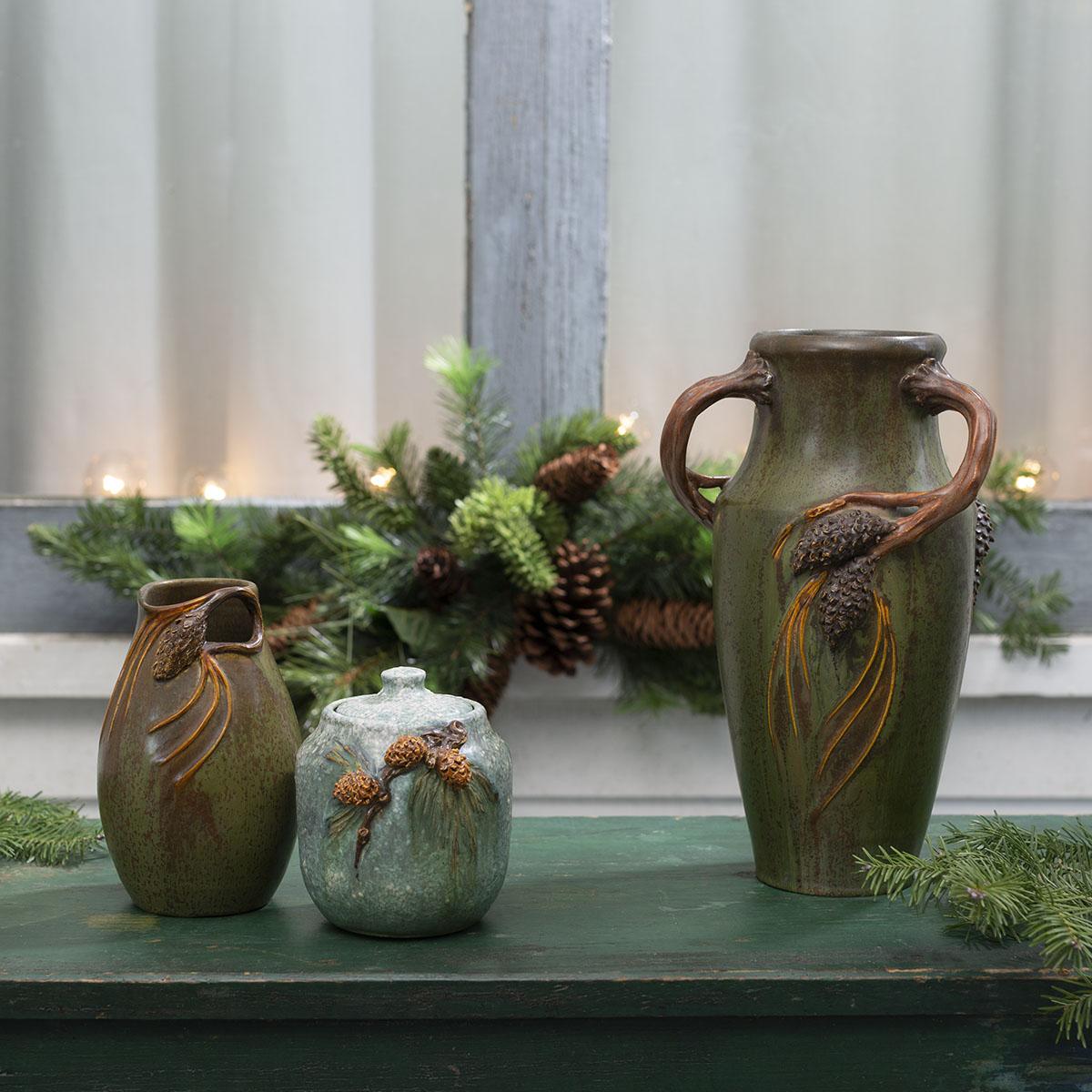 ephraim pottery handmade american art pottery wisconsin