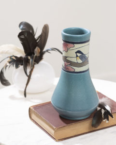 Early Bird Vase by Ephraim Pottery