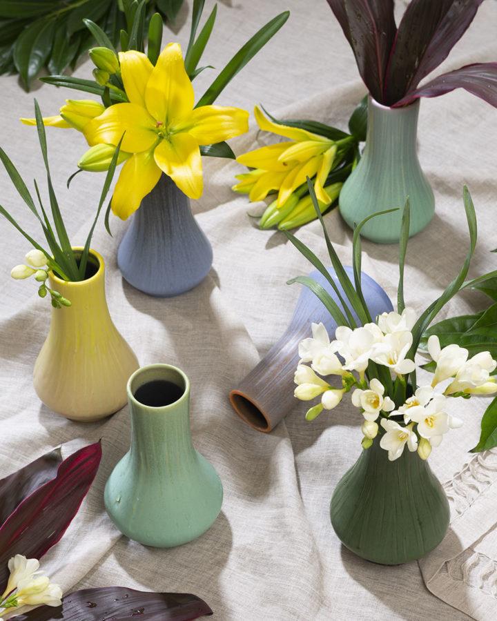 Ephraim Elemental Vases