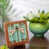Craftsman Dragonfly Tile