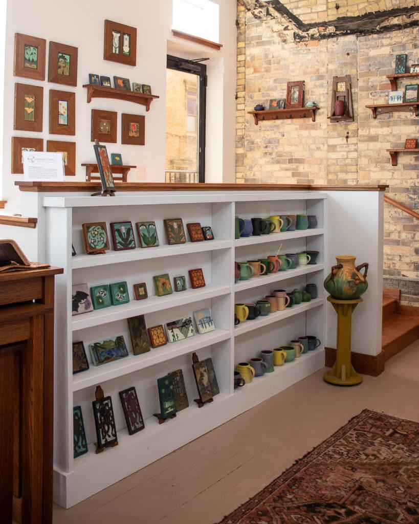 Ephraim Pottery West Coast Gallery- Cambria, CA